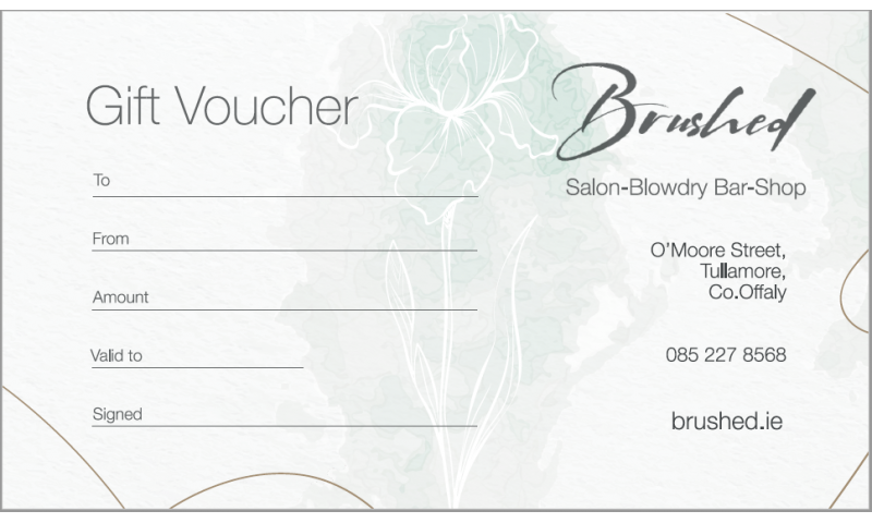 Gift Certificate €25