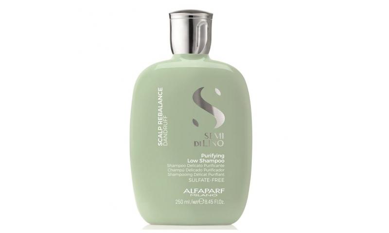 Semi Di Lino Scalp Purifying Low Shampoo 250ml